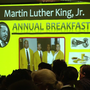 Community remembers MLK Jr. during memorial breakfast