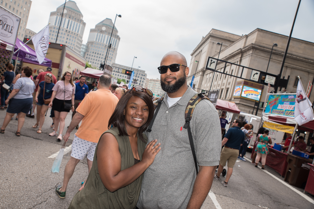 Vincent and Lay Toya Powell / Image: Sherry Lachelle Photography
