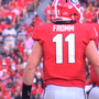 Jake Fromm's family reacts to QB's college debut