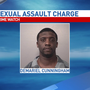 Man arrested in connection with Decatur sexual assault