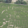 New York corn maze honors Susan B. Anthony