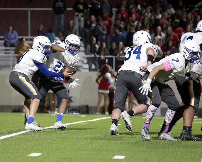 Eagle Point High at Ashland High, Varsity Football. [ // PHOTOS BY: LARRY STAUTH JR]