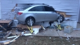 Car crashes into Cedar Rapids home
