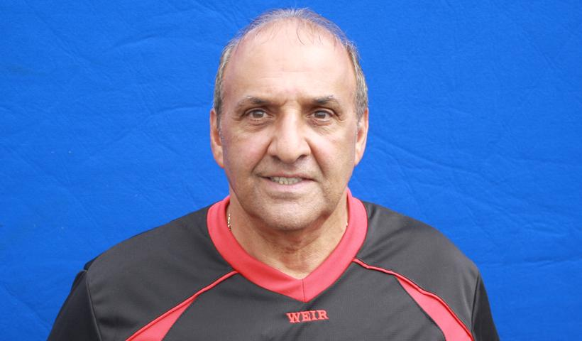 Coach Tony Filberto