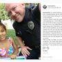 Four-year-old lifts spirits of Va. officer, helps him see 'true nature of things'