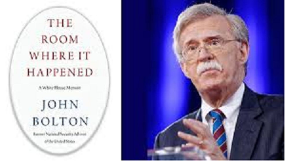 LISTEN: Kirby talks to John Bolton