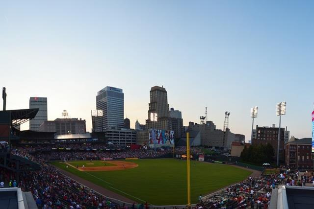 Home of the Memphis Redbirds, Class AAA affiliate of the St. Louis Cardinals, Autozone Park is part of the Memphis downtown scene not far from Beale Street.