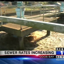 Coos Bay council votes to increase sewer rates
