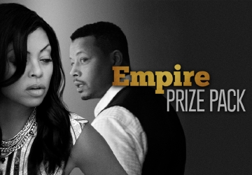 Empire Prize Pack Giveaway