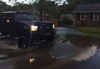 Oxford Road flooding, Ladson, Berkeley County (WCIV) 4.png