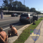 Police catch 2 men trying to steal power pole in Jacksonville