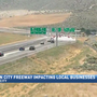 Local businesses optimistic as last leg of I-580 opens in Carson City