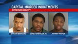 Three indicted for capital murder in Beaumont pregnant woman's killing