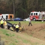 Person dead after rollover accident in Macon