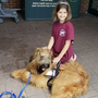 Local mother hopes to raise money for autistic daughter's service dog