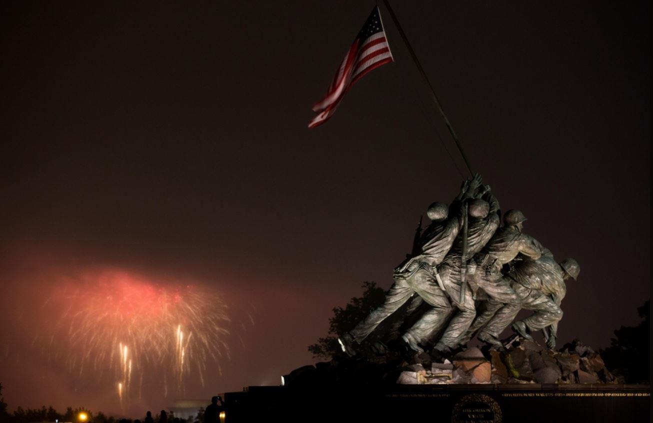 1. Arlington, Virginia. Education Rating: 100 Adult Population with Bachelor's Degree: 35% Master's or Professional Degree: 35% Doctorate Degree: 4% (Photo: Iwo Jima memorial in Arlington, WJLA)<p></p>