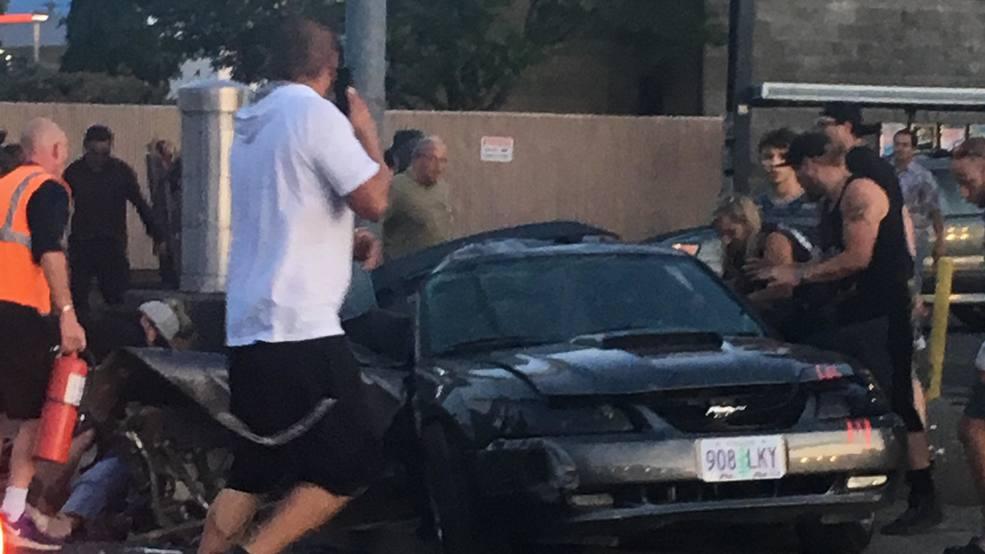 Police believe street racing led to serious crash | KTVL