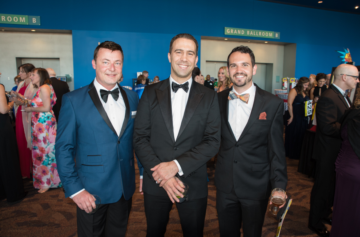 Scott Farmer, Vito Damiano, and Michael Baer / Image: Sherry Lachelle Photography