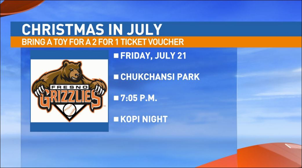 Friday, July 21st is also Kopi Night at the Grizzlies