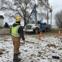 Consumers Energy workers brave the cold to keep lights on