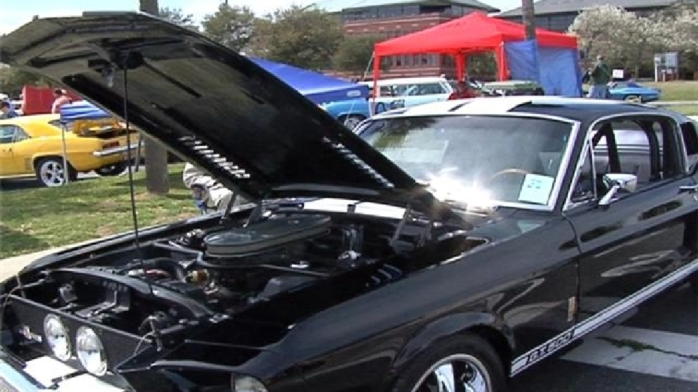 Run To The Sun Car Show In Myrtle Beach WPDE - Myrtle beach car show