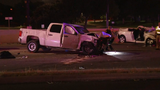 Driver of stolen car killed in violent crash on Loop 410, 5 hurt