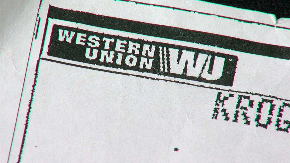 Man loses money when Western Union money orders are stolen