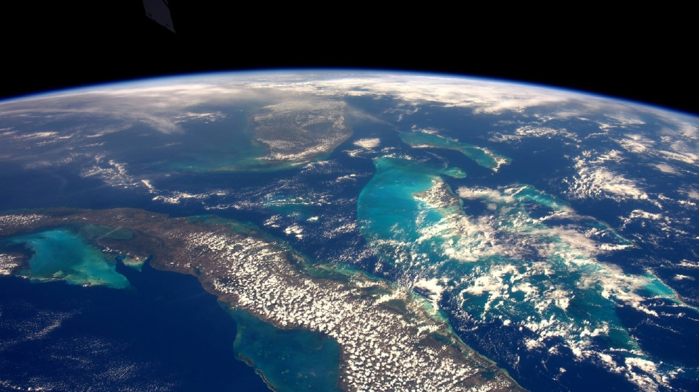 Stunning photos from space as Int'l Space Station celebrates 100,000th orbit