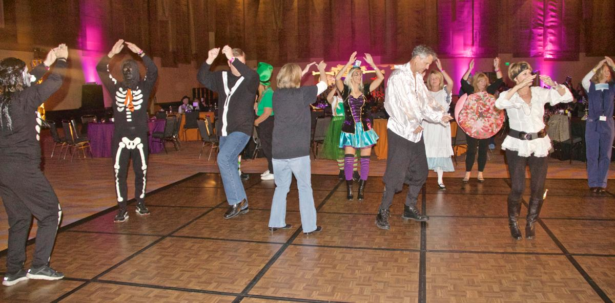 The 11th annual Arthritis Bone Bash took place on Saturday, Oct. 8, 2016 at the Duke Energy Convention Center. / Image: Dr. Richard Sanders