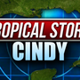 Tropical Storm Cindy forces national seashore area closures