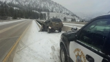 A lesson from CHP Truckee: How to drive in the snow