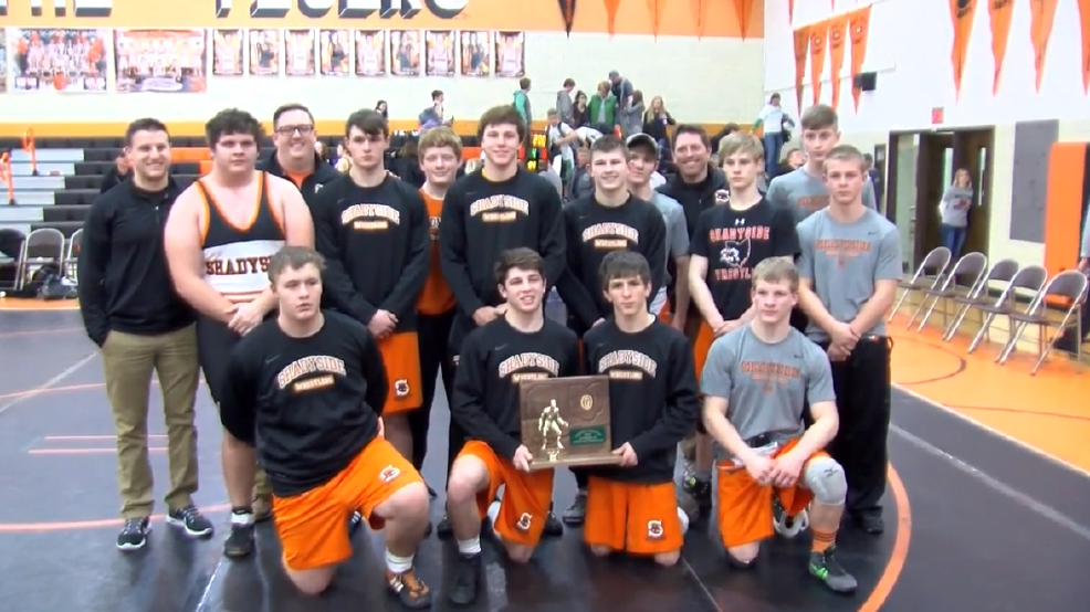 2.8.17 Team of the Week - Shadyside Tigers