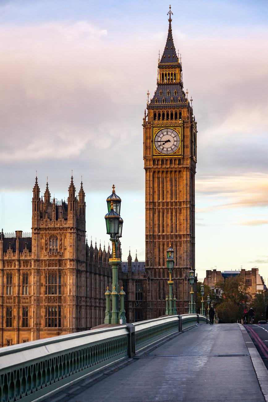 Big Ben / Image: naumoid, via Getty Images // Published: 5.15.19