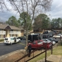 Large police presence at Homewood apartment complex