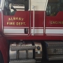 One woman died in Albany house fire
