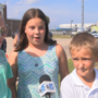 Wish granted: Myrtle Beach kids get private tour of Air Force Two