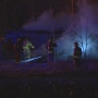 Crews put out shed fire in Ledgeview