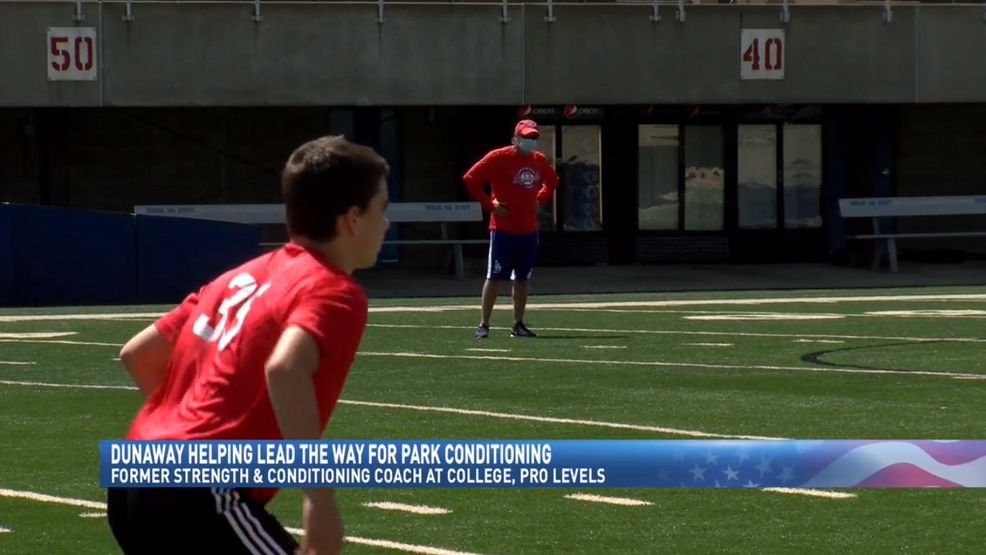 Former college, pro baseball strength & conditioning coach helping Park's return to play