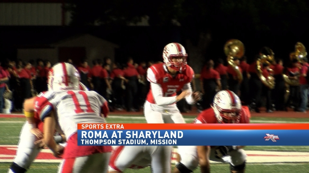 Sharyland Passes Past Roma To Stay First In 32-5A