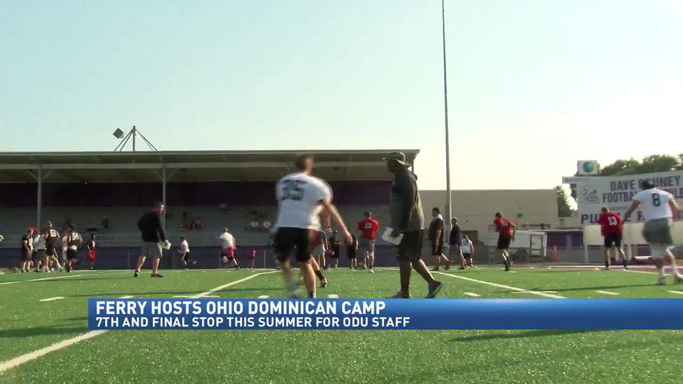 6.30.17 Video - Bruney, Spencer return to Ohio Valley for Ohio Dominican Satellite Camp