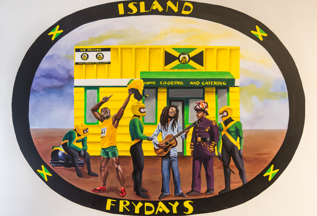 Island Fridays opened in 2009. The owner, Leo Morgan, is a UC grad and former captain of the UC Football Team. Guy Fieri, a popular television host, visited the restaurant in 2014. ADDRESS: 2826 Vine Street (45219) / Image: Phil Armstrong, Cincinnati Refined // Published: 3.14.17