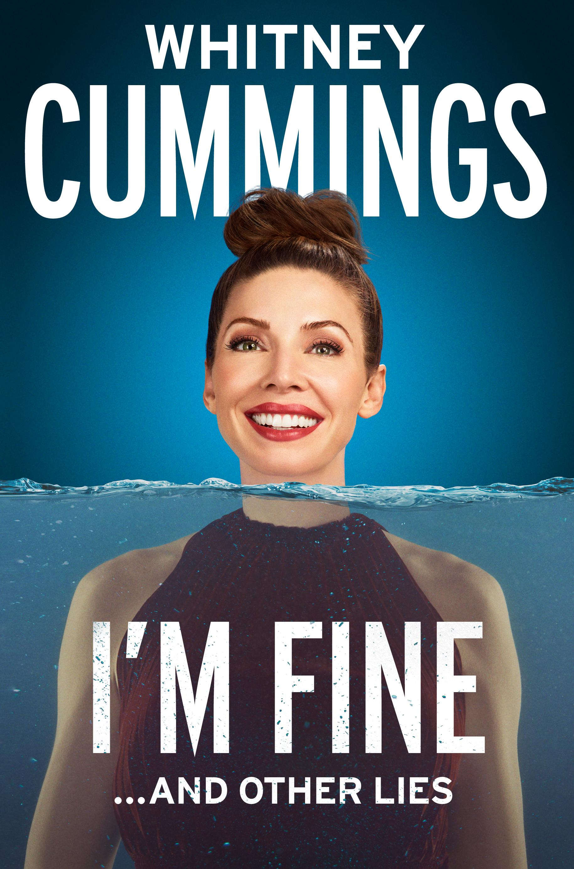"Known by many for her take-no-prisoners humor and unapologetic roasts, don't expect this book to be a laugh-out-loud extension of Cummings' stage shows. While subtle levels of comedy are interlaced through the pages of ""I'm Fine,"" this is by all means a self-help book, focused largely on Cummings' recovery from severe co-dependence, eating disorders, and love addiction.{ } (Image: Courtesy Penguin Random House)"