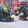 Road rage may be cause of rollover on Main Street