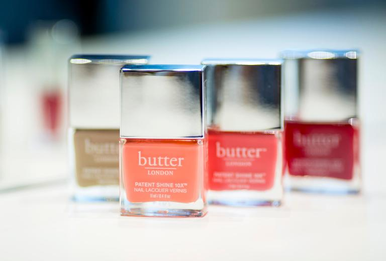 Did you know that beauty titan butter LONDON is headquartered in Seattle? I KNOW! Crazy, right? The brand, which is popular for their nail polish and makeup, just opened a flagship nail bar in South Lake Union and will offer signature waterless manicures and pedicures in a cocktail bar-inspired space, with eight service chairs and the brand's full makeup and nail product assortment. Appointments can be booked online at butterlondon.com/nailbar (Image: Sy Bean / Seattle Refined)