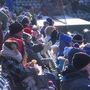 'Just fun to be back' – Fans enjoy a chilly South Bend Cubs home opener