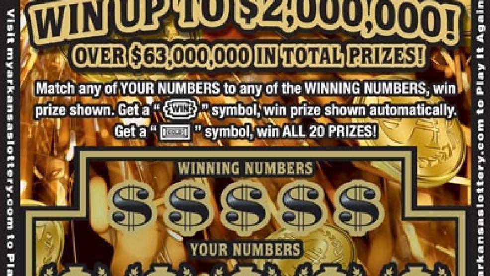 Mass lottery 50/50 raffle 2018 prizes