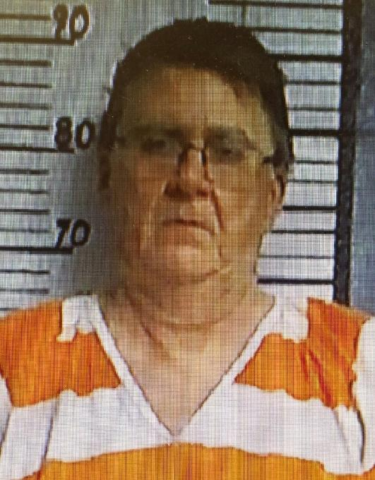 Lloyd Paul Westfall (Tyler County Jail photo)