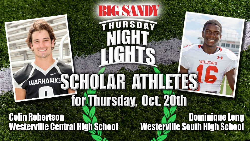 Big Sandy Scholar Athletes Week 9