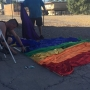 Las Vegas Pride Parade kicks off; Metro officers join in solidarity