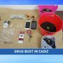 Cadiz Police remove drugs, 9-year-old from car, arrest two